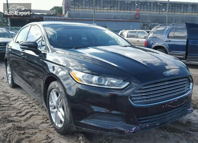2014 FORD FUSION #1029258731