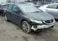 2013 HONDA CIVIC LX #1109992455