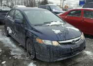 2006 HONDA CIVIC LX #1136146015