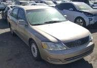 2002 TOYOTA AVALON XL #1243606715
