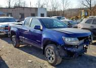 2017 CHEVROLET COLORADO Z #1244659452