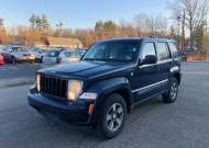 2008 JEEP LIBERTY SP #1244675648