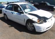2001 HONDA CIVIC LX #1244694558