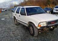 2002 GMC JIMMY #1249331202