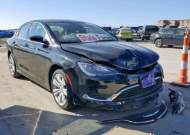 2016 CHRYSLER 200 LIMITE #1255302935