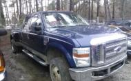 2008 FORD F350 SUPER DUTY #1256587232