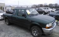 2000 FORD RANGER SUPER CAB #1257616238