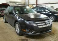 2012 FORD FUSION SEL #1259501222