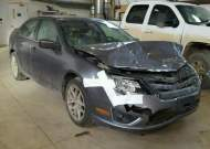 2010 FORD FUSION SEL #1261190835