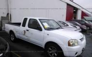 2004 NISSAN FRONTIER KING CAB XE #1263100458