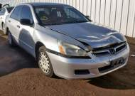 2007 HONDA ACCORD VAL #1265277135