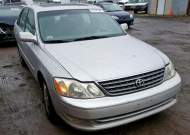 2004 TOYOTA AVALON XL #1265300090