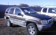 2000 JEEP GRAND CHEROKEE LAREDO #1265586772