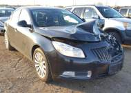 2012 BUICK REGAL PREM #1265832558