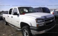 2007 CHEVROLET SILVERADO C2500 HEAVY DUTY #1268744618