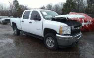 2011 CHEVROLET SILVERADO K2500 HEAVY DUTY #1269095810