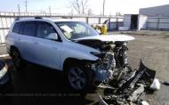 2013 TOYOTA HIGHLANDER LIMITED #1269141135