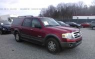 2007 FORD EXPEDITION EL XLT #1273853922