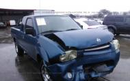 2003 NISSAN FRONTIER KING CAB XE #1276507060
