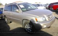 2004 TOYOTA HIGHLANDER LIMITED #1276518192