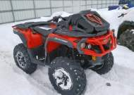2013 CAN-AM OUTLANDER #1276755875