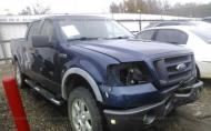 2007 FORD F150 SUPERCREW #1283672645