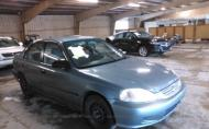 1999 HONDA CIVIC LX #1283693440