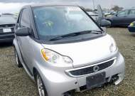 2013 SMART FORTWO PUR #1283990972