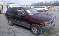 2002 JEEP GRAND CHEROKEE LAREDO #1284875322