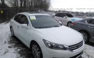 2014 HONDA ACCORD EXL #1285440635