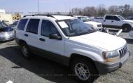 2002 JEEP GRAND CHEROKEE LAREDO #1287764365