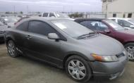 2008 HONDA CIVIC LX #1288331220