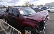 2006 NISSAN FRONTIER KING CAB LE/SE/OFF ROAD #1288347292