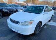 2002 TOYOTA CAMRY LE #1288597575