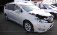 2017 CHRYSLER PACIFICA TOURING L PLUS #1288849615