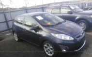 2012 FORD FIESTA SES #1288865360