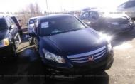 2012 HONDA ACCORD EXL #1288875975