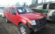 2007 NISSAN FRONTIER KING CAB LE/SE/OFF ROAD #1288913762