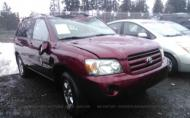 2006 TOYOTA HIGHLANDER LIMITED #1289509635