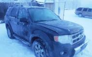 2009 FORD ESCAPE LIMITED #1290064615