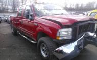 2000 FORD F250 SUPER DUTY #1290070725
