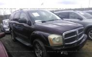 2005 DODGE DURANGO LIMITED #1291098565