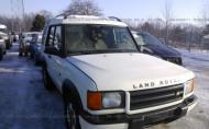 2000 LAND ROVER DISCOVERY II #1292343580