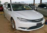 2015 CHRYSLER 200 LIMITE #1293228152