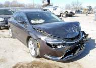 2015 CHRYSLER 200 LIMITE #1293445278