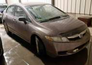 2009 HONDA CIVIC DX-G #1295712768