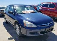 2007 HONDA ACCORD VAL #1297481068
