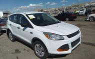 2013 FORD ESCAPE S #1302300025