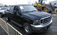 2001 FORD F250 SUPER DUTY #1302300672