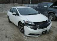 2015 HONDA CIVIC SE #1306369955